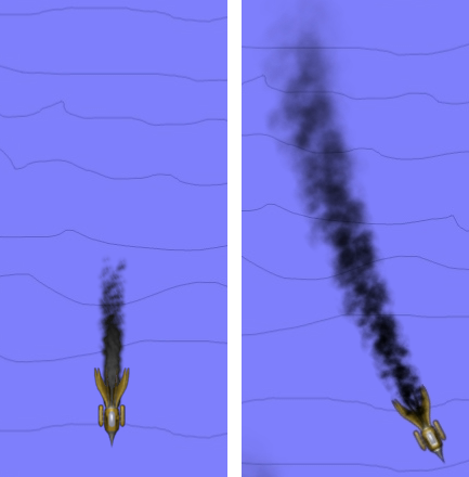kamikaze plane exhaust version comparison