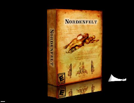 Nordenfelt 3d product box