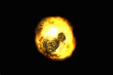 Explosion Sprite